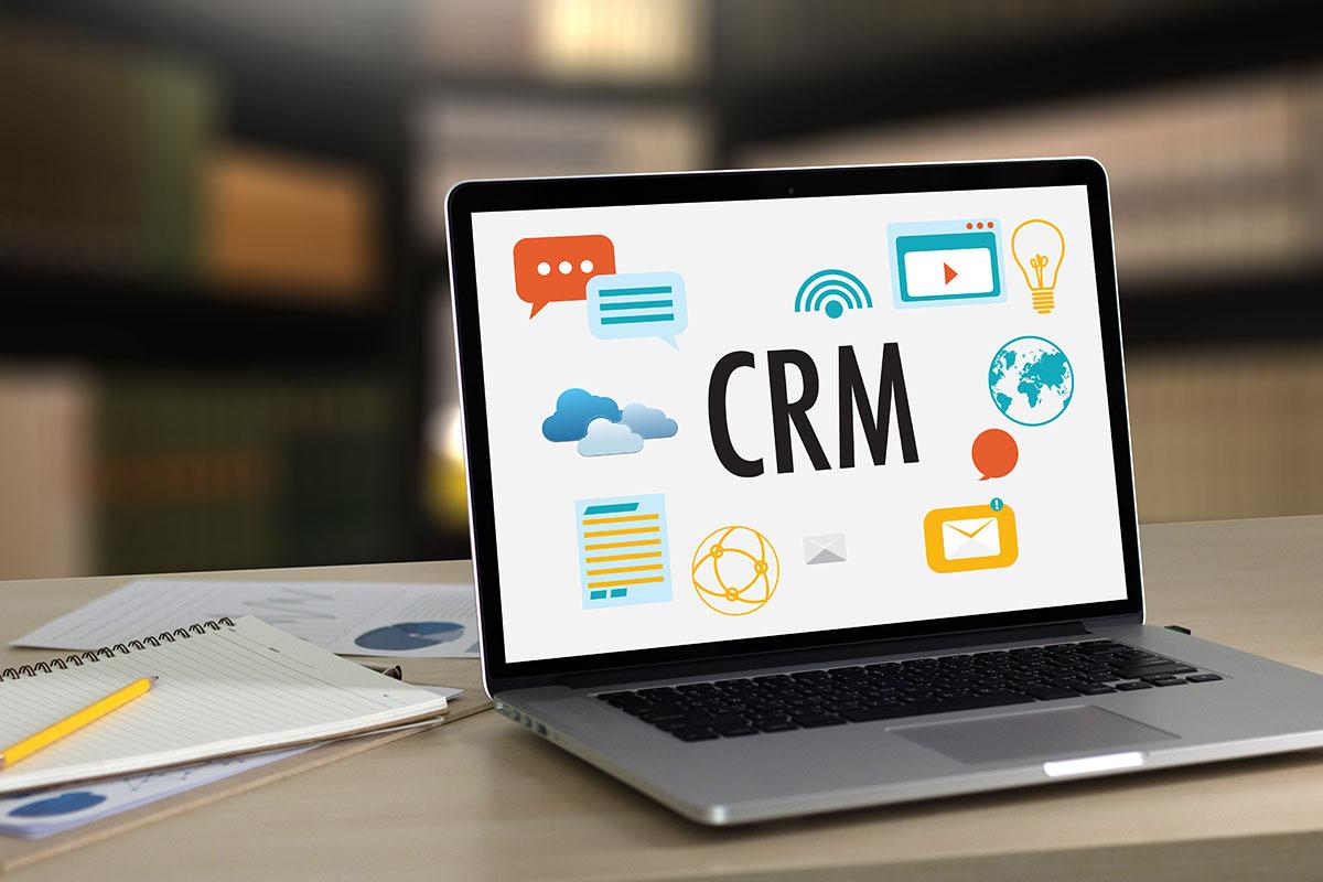 CRMのPCにおけるイメージ画像